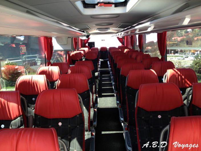 Autocars de tourisme ABD Voyages