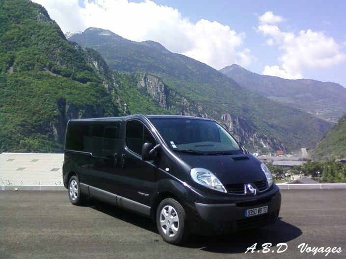 Véhicule Renault ABD Voyages